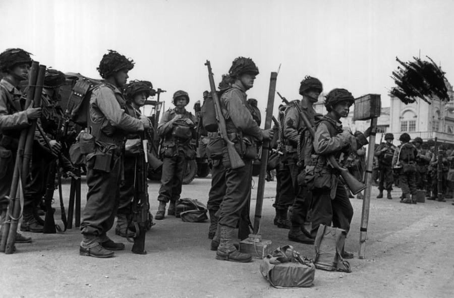 29th Infantry, 116th Regiment, C Company - 116th On D-Day
